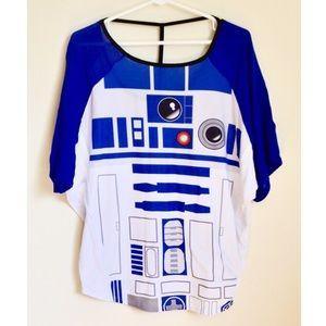 ⭐️SALE⭐️ R2-D2 Graphic Top (Women's)